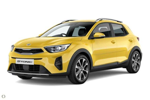 New Kia Stonic YB MY21 Sport FWD Reynella, 2021 Kia Stonic YB MY21 Sport FWD Yellow 6 Speed Automatic Wagon