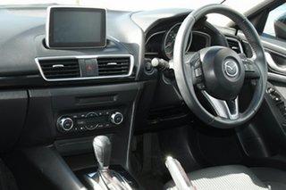 2015 Mazda 3 BM5438 SP25 SKYACTIV-Drive Dark Grey 6 Speed Sports Automatic Hatchback