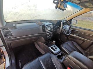 2011 Hyundai Santa Fe CM MY11 Highlander Silver 6 Speed Sports Automatic Wagon