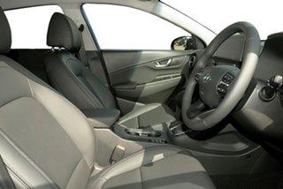 2020 Hyundai Kona Os.v4 MY21 Highlander 2WD Dive In Jeju & Black Roof 8 Speed Constant Variable