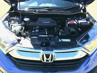 2017 Honda CR-V RW MY18 VTi-L FWD Blue 1 Speed Constant Variable Wagon