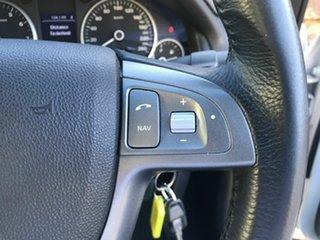 2012 Holden Commodore VE II MY12 Equipe White 6 Speed Sports Automatic Sedan