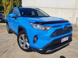 2020 Toyota RAV4 Mxaa52R GXL 2WD Blue 10 Speed Constant Variable Wagon.