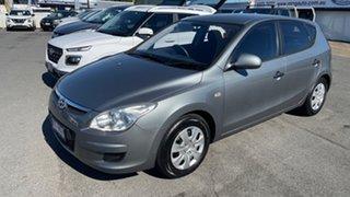 2009 Hyundai i30 FD MY09 SLX Grey 4 Speed Automatic Hatchback.