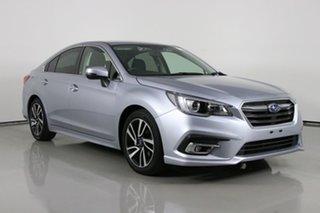 2019 Subaru Liberty MY19 2.5I Silver Continuous Variable Sedan.