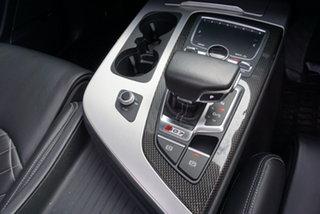 2018 Audi SQ7 4M TDI Glacier White 8 Speed Sports Automatic Wagon