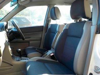 2005 Subaru Forester 79V MY05 X AWD White 4 Speed Automatic Wagon