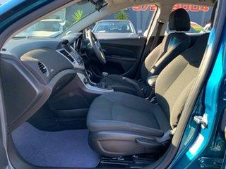 2012 Holden Cruze JH Series II MY13 CD Blue 5 Speed Manual Sedan