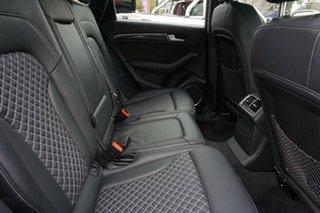 2016 Audi SQ5 8R MY16 TDI Tiptronic Quattro Silver 8 Speed Sports Automatic Wagon