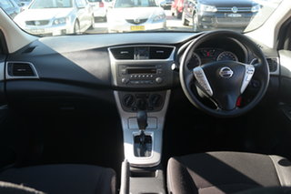 2013 Nissan Pulsar C12 ST Red 1 Speed Constant Variable Hatchback