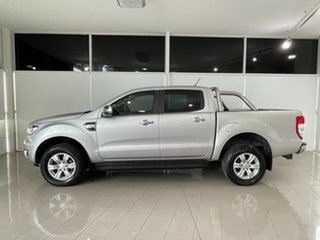 2018 Ford Ranger PX MkIII 2019.00MY XLT Hi-Rider Silver, Chrome 6 Speed Sports Automatic Utility