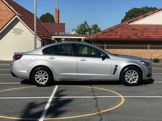 2015 Holden Commodore VF II MY16 Evoke Silver 6 Speed Sports Automatic Sedan.