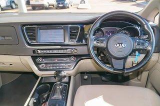 2015 Kia Carnival YP MY15 SI Silver 6 Speed Sports Automatic Wagon