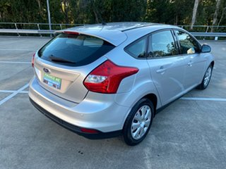 2012 Ford Focus LW MK2 Ambiente Silver 6 Speed Automatic Hatchback.