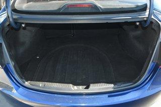 2012 Hyundai Elantra MD Active Blue 6 Speed Sports Automatic Sedan