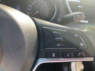 2020 Nissan Qashqai J11 Series 3 MY20 Ti X-tronic White 1 Speed Constant Variable Wagon