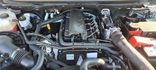 2016 Mazda BT-50 UR0YF1 XT White 6 Speed Sports Automatic Utility.