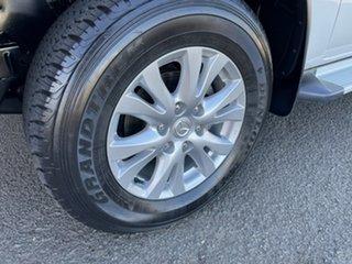2015 Mazda BT-50 UP0YF1 XTR White 6 Speed Sports Automatic Utility