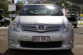 2010 Toyota Corolla ZRE152R MY10 Ascent Sport Silver 6 Speed Manual Hatchback