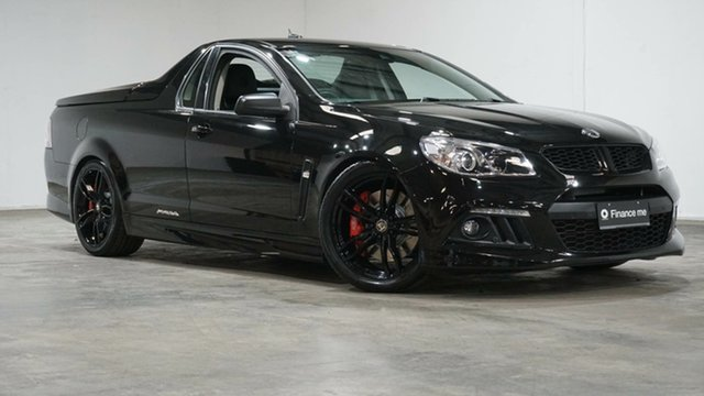 Used Holden Special Vehicles Maloo Gen-F MY15 R8 Welshpool, 2015 Holden Special Vehicles Maloo Gen-F MY15 R8 Phantom 6 Speed Manual Utility