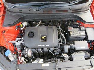 2017 Hyundai Kona OS MY18 Elite 2WD Tangerine Orange 6 Speed Sports Automatic Wagon