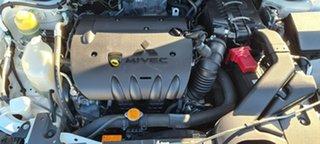 2011 Mitsubishi Lancer CJ MY12 VR-X Sportback 5 Speed Manual Hatchback.