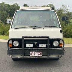 1983 Toyota HiAce LWB White 5 Speed Manual Van.