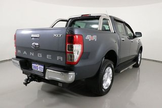 2015 Ford Ranger PX MkII XLT 3.2 (4x4) Grey 6 Speed Automatic Double Cab Pick Up