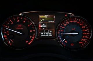 2014 Subaru WRX V1 MY15 STI AWD Premium Dark Grey 6 Speed Manual Sedan