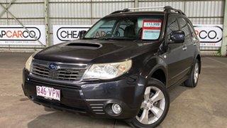 2008 Subaru Forester 79V MY08 X AWD Grey 4 Speed Automatic Wagon.
