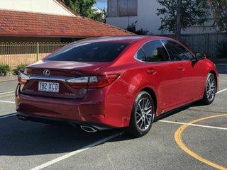 2017 Lexus ES GSV60R ES350 Sports Luxury Maroon 6 Speed Sports Automatic Sedan.