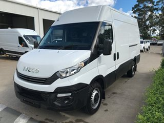 2017 Iveco Daily Bianco Automatic Van