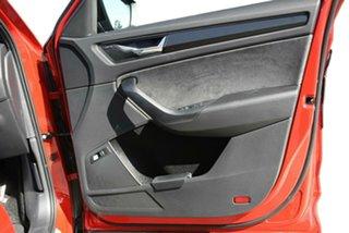 2020 Skoda Kodiaq NS MY21 132TSI DSG Sportline Velvet Red 7 Speed Sports Automatic Dual Clutch Wagon