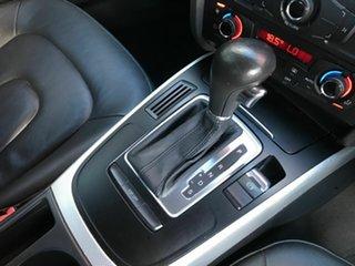 2009 Audi A4 B8 8K MY10 Multitronic Silver 8 Speed Constant Variable Sedan