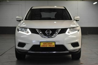 2016 Nissan X-Trail T32 ST X-tronic 4WD White 7 Speed Constant Variable Wagon.