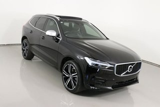 2018 Volvo XC60 246 MY18 T6 R-Design (AWD) Black 8 Speed Automatic Geartronic Wagon