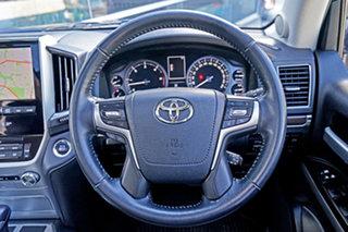 2018 Toyota Landcruiser VDJ200R VX Black 6 Speed Sports Automatic Wagon