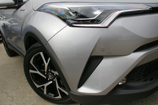 2019 Toyota C-HR NGX10R Koba S-CVT 2WD Grey 7 Speed Constant Variable Wagon.