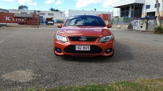 2012 Ford Falcon FG MK2 XR6 (LPi) Red 6 Speed Automatic Utility