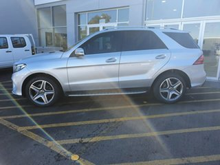 2018 Mercedes-Benz GLE-Class W166 MY808+058 GLE250 d 9G-Tronic 4MATIC Silver 9 Speed