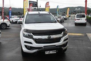 2019 Holden Trailblazer RG MY19 LTZ White 6 Speed Sports Automatic Wagon.