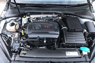 2014 Volkswagen Golf VII MY14 GTI DSG Silver 6 Speed Sports Automatic Dual Clutch Hatchback