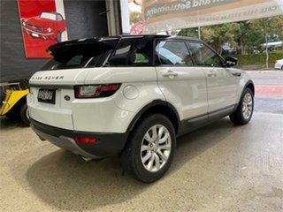 2017 Land Rover Range Rover Evoque L538 TD4 150 SE White Sports Automatic Wagon.