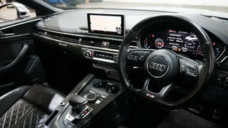 2017 Audi S5 F5 MY18 Tiptronic Quattro Blue 8 Speed Sports Automatic Coupe
