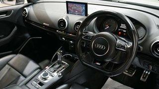 2016 Audi S3 8V MY16 S Tronic Quattro Grey 6 Speed Sports Automatic Dual Clutch Sedan