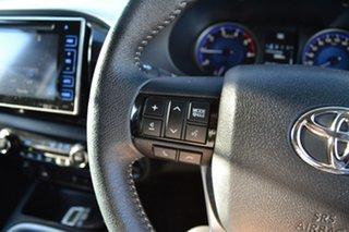 2017 Toyota Hilux GUN126R SR5 (4x4) Graphite 6 Speed Automatic Dual Cab Utility