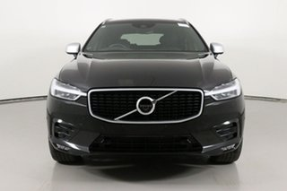 2018 Volvo XC60 246 MY18 T6 R-Design (AWD) Black 8 Speed Automatic Geartronic Wagon.