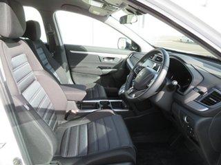 2020 Honda CR-V RW MY21 VTi FWD X Platinum White 1 Speed Constant Variable Wagon