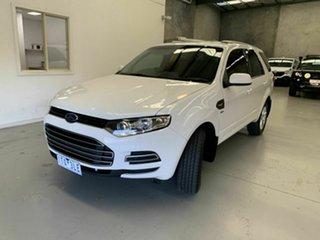 2013 Ford Territory SZ TX Seq Sport Shift AWD White 6 Speed Sports Automatic Wagon.