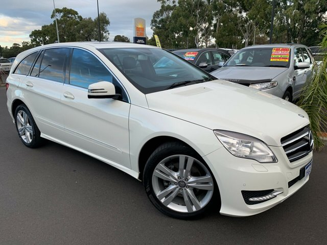 Used Mercedes-Benz R-Class W251 MY2010 R300 CDI Grand Edition Bunbury, 2010 Mercedes-Benz R-Class W251 MY2010 R300 CDI Grand Edition 7 Speed Sports Automatic Wagon